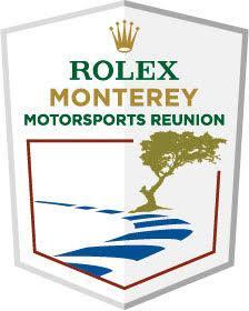 rolex monterey reunion logo